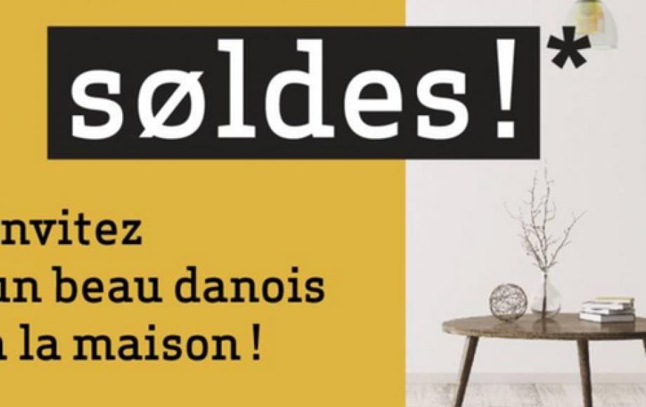 Du 10/01 au 20/02, les Soldes aux Cheminées PAYOT!