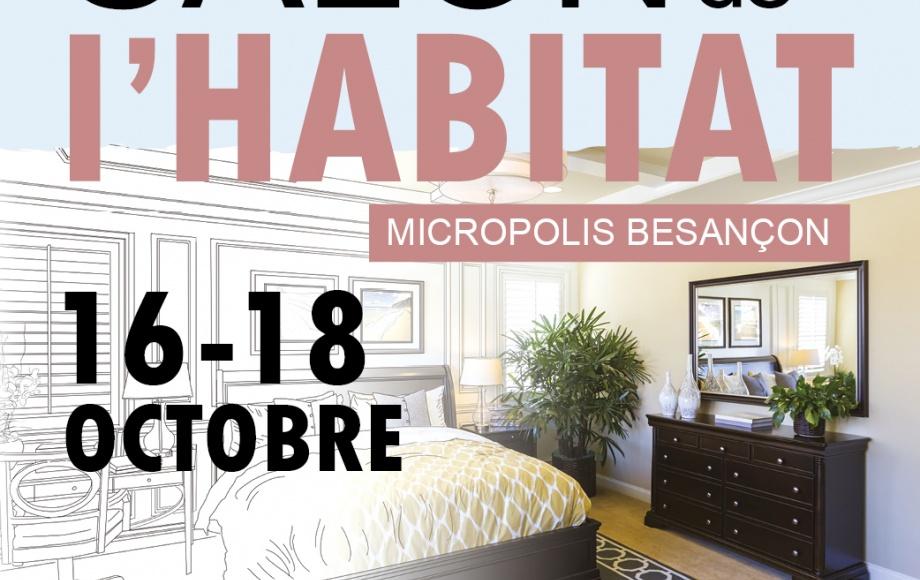 [SALON DE L'HABITAT 2020 du 16 au 18 octobre 2020] Télécharger vos entrées !