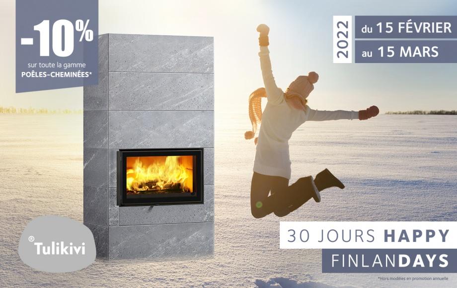 LES 40 JOURS RAYONNANTS TULIKIVI !